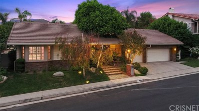 5959 Woodland View Drive, Woodland Hills, CA 91367 - MLS#: SR17206395