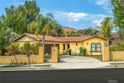 5055 Dantes View Drive, Calabasas, CA 91301 - MLS#: SR17207766