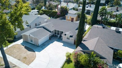 5301 Babcock Avenue, Valley Village, CA 91607 - MLS#: SR17210080