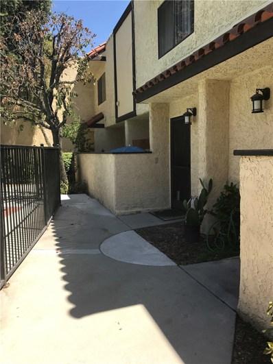 13540 Hubbard Street UNIT 21, Sylmar, CA 91342 - MLS#: SR17210197