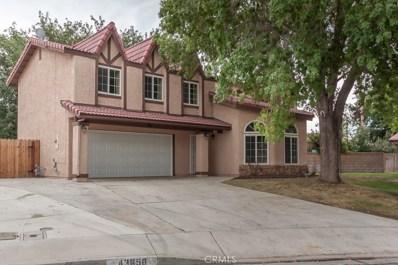 43650 Rogier Street, Lancaster, CA 93535 - MLS#: SR17210416