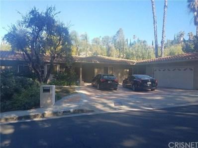 4436 Alonzo Avenue, Encino, CA 91316 - MLS#: SR17210752
