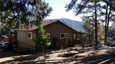 2500 Tirol Drive, Pine Mtn Club, CA 93225 - MLS#: SR17211017