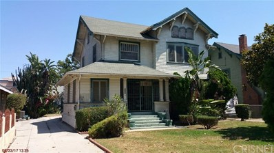 1828 S Gramercy Place, Los Angeles, CA 90019 - MLS#: SR17212067