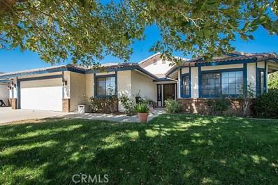42333 61st Street W, Lancaster, CA 93536 - MLS#: SR17212330