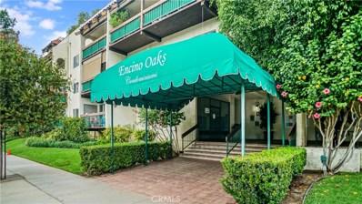 5460 White Oak Avenue UNIT G326, Encino, CA 91316 - MLS#: SR17212456