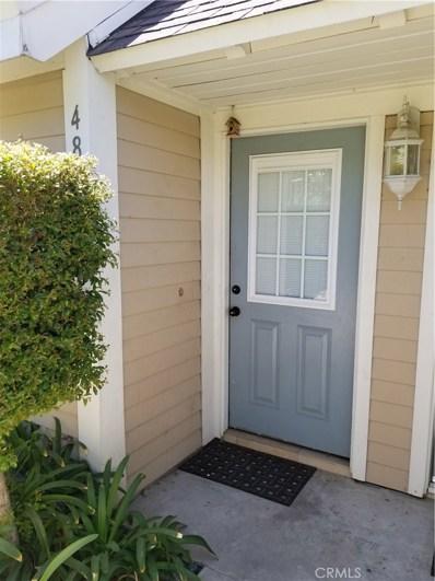 13750 Hubbard Street UNIT 48, Sylmar, CA 91342 - MLS#: SR17212510