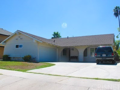 19618 Fairweather Street, Canyon Country, CA 91351 - MLS#: SR17213360