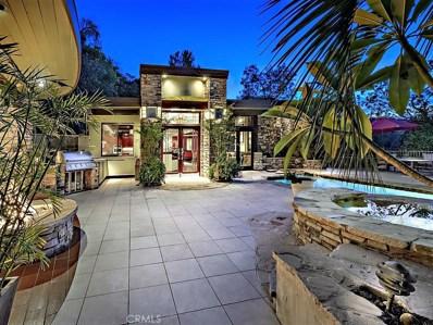 14750 Round Valley Drive, Sherman Oaks, CA 91403 - MLS#: SR17213601