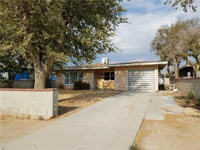 15644 M Street, Mojave, CA 93501 - MLS#: SR17214131