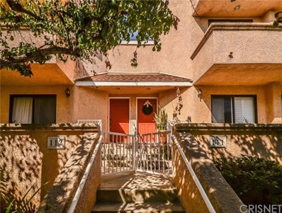 15035 Nordhoff Street UNIT 112, North Hills, CA 91343 - MLS#: SR17214904
