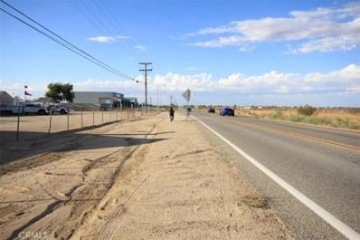 0 10th St East, Palmdale, CA 93550 - MLS#: SR17215268