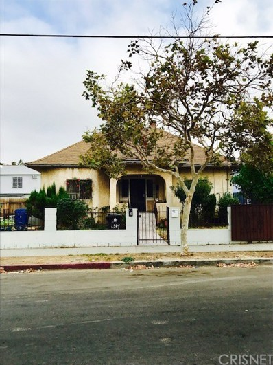 1349 W 23rd Street, Los Angeles, CA 90007 - MLS#: SR17215494