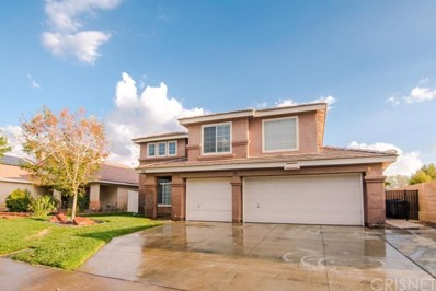 3258 W Avenue J4, Lancaster, CA 93536 - MLS#: SR17215624