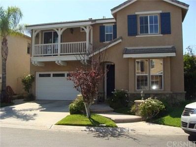 27929 Agapanthus Lane, Valencia, CA 91354 - MLS#: SR17215983