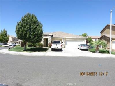 5837 Spice Street, Lancaster, CA 93536 - MLS#: SR17216362