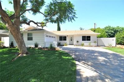 22545 Bassett Street, West Hills, CA 91307 - MLS#: SR17216559