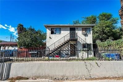 3411 Malabar Street, Los Angeles, CA 90063 - MLS#: SR17217885