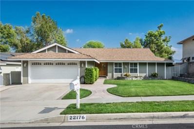 22176 Canones Circle, Saugus, CA 91350 - MLS#: SR17218444