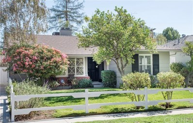 4524 Ethel Avenue, Studio City, CA 91604 - MLS#: SR17218897