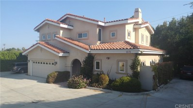 1575 E Avenida De Las Flores, Thousand Oaks, CA 91362 - MLS#: SR17219308