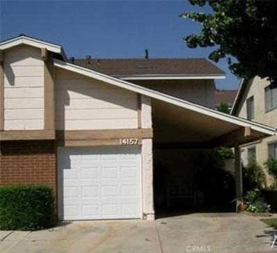 14157 Paddock Street, Sylmar, CA 91342 - MLS#: SR17219596