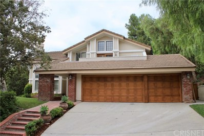 1723 Country Oaks Lane, Thousand Oaks, CA 91362 - MLS#: SR17219653
