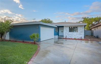12739 Vose Street, North Hollywood, CA 91605 - MLS#: SR17219707
