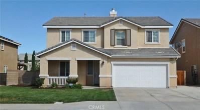 43906 44th Street W, Lancaster, CA 93536 - MLS#: SR17219988