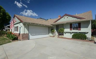 8526 Etiwanda Avenue, Northridge, CA 91325 - MLS#: SR17220727