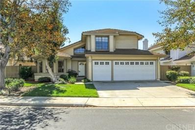 12656 Country Meadow Street, Moorpark, CA 93021 - MLS#: SR17220934