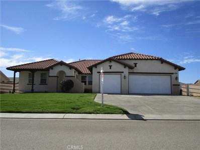 1738 Whitlatch Drive, Lancaster, CA 93535 - MLS#: SR17221029