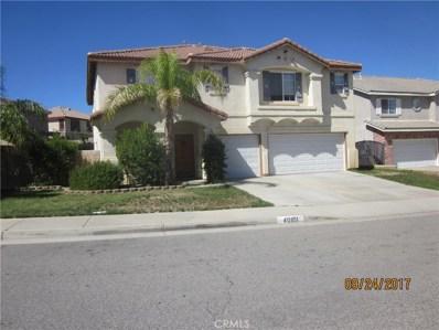 40101 Vista Ridge Drive, Palmdale, CA 93551 - MLS#: SR17221506