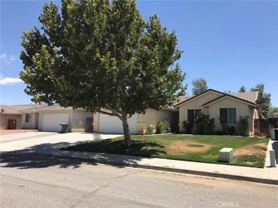 3542 Mount Lassen Avenue, Rosamond, CA 93560 - MLS#: SR17222225
