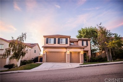 17259 Crest Heights Drive, Canyon Country, CA 91387 - MLS#: SR17222570