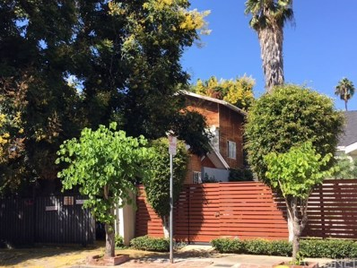 6823 De Longpre Avenue, Los Angeles, CA 90028 - MLS#: SR17222831