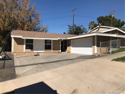 18719 Oakmoor Street, Canyon Country, CA 91351 - MLS#: SR17222930