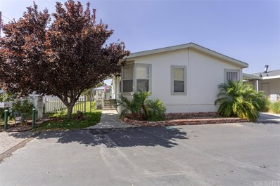 20401 Soledad Canyon Road UNIT 821, Canyon Country, CA 91351 - MLS#: SR17224150