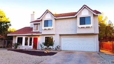 1720 Woodbridge Avenue, Palmdale, CA 93550 - MLS#: SR17224374