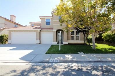 3634 Sungate Drive, Palmdale, CA 93551 - MLS#: SR17224382