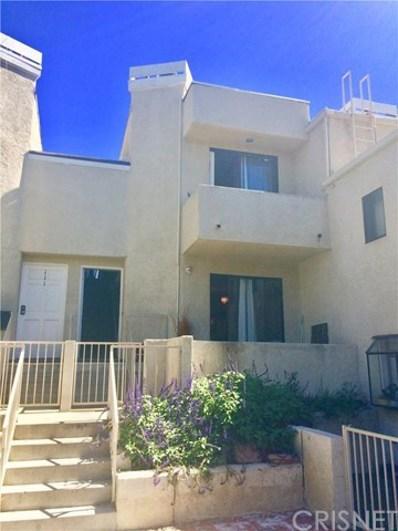 15045 Nordhoff Street UNIT 112, North Hills, CA 91343 - MLS#: SR17225199