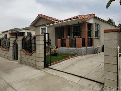 1449 W 98th Street, Los Angeles, CA 90047 - MLS#: SR17225328
