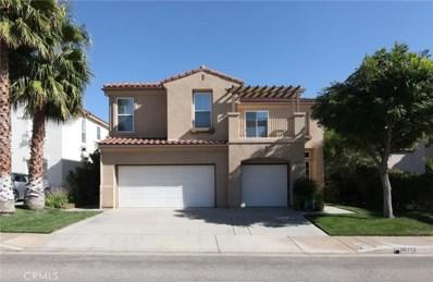 26112 Twain Place, Stevenson Ranch, CA 91381 - MLS#: SR17226077