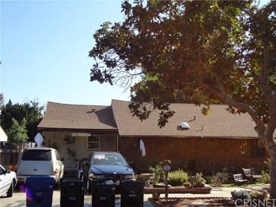 17416 Stagg Street, Northridge, CA 91325 - MLS#: SR17226456
