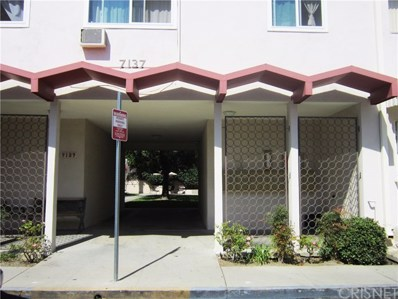 7137 Coldwater Canyon UNIT 14, North Hollywood, CA 91605 - MLS#: SR17226741
