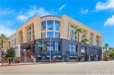 250 N Fir Street UNIT 404, Burbank, CA 91502 - MLS#: SR17227220