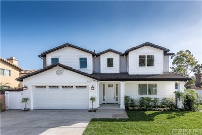 8352 Cooper Place, Winnetka, CA 91306 - MLS#: SR17227621