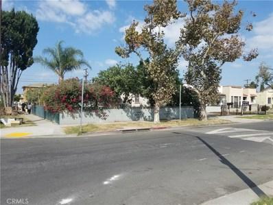 8020 Wadsworth Avenue, Los Angeles, CA 90001 - MLS#: SR17227902