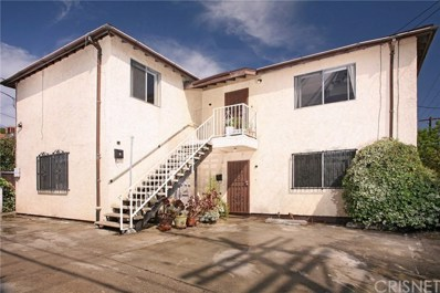 11555 Archwood Street, North Hollywood, CA 91606 - MLS#: SR17228859