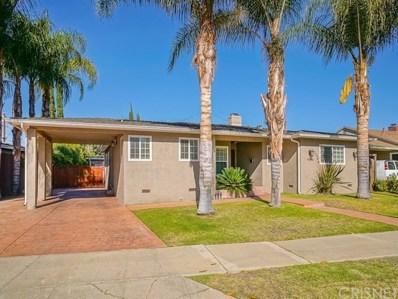 19515 Calvert Street, Tarzana, CA 91335 - MLS#: SR17228901